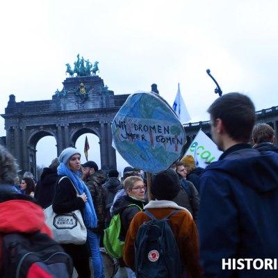 Climate Change | Wij Dromen Meer Bomen | Claiming the Climate