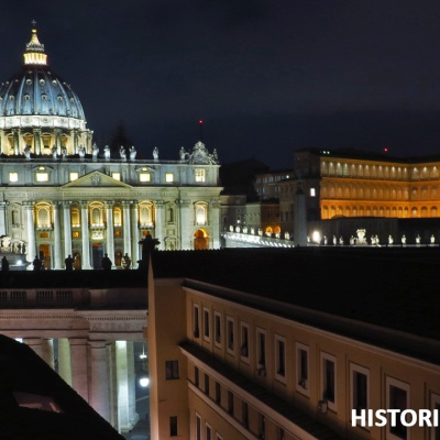The Shift within the Vatican Secret Archives
