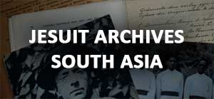 Jesuit Archives South Asia