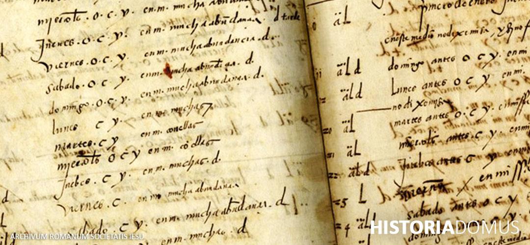 Jesuit Archives | ARSI | Archivum Romanum Societatis Iesu, Rome
