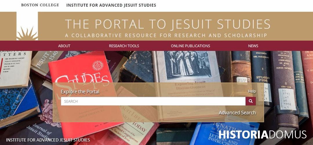 IAJS | Institute for Advanced Jesuit Studies, Boston