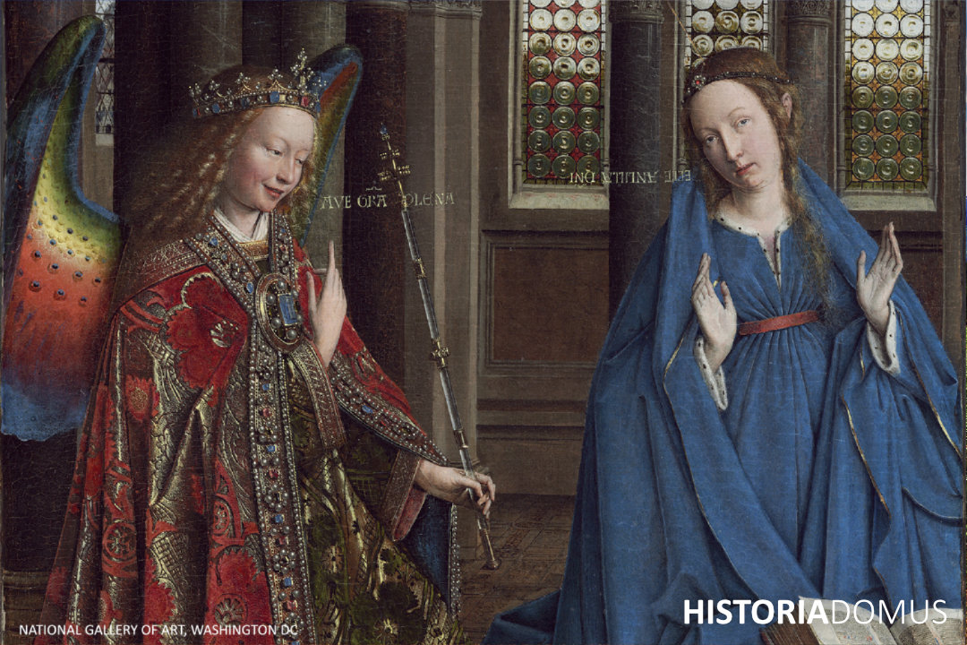 At Van Eyck's Optical Revolution, the Sublime meets the Spiritual