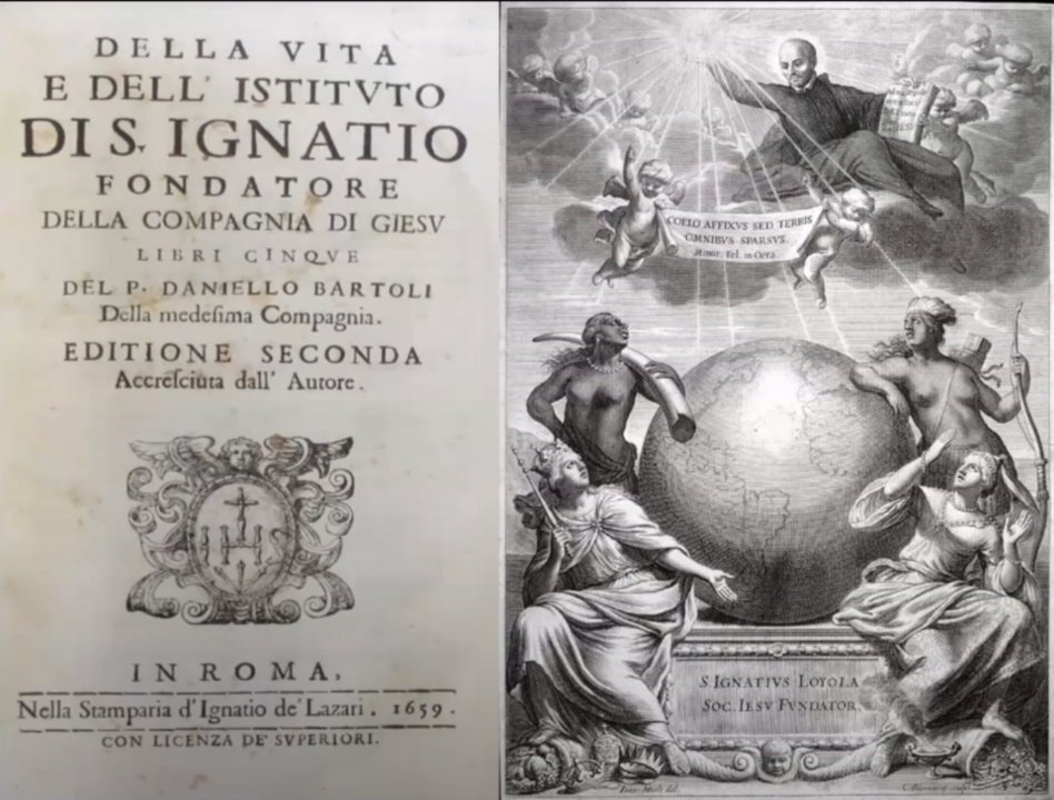 Baroque around the clock: Daniello Bartoli SJ (1608-1685) and the uses of global history | Simon Ditchfield