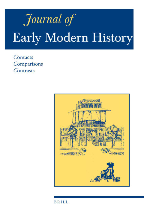 Early Catholic Orientalism | Robert Trent Pomplun, Joan-Pau Rubiés and Ines G Županov
