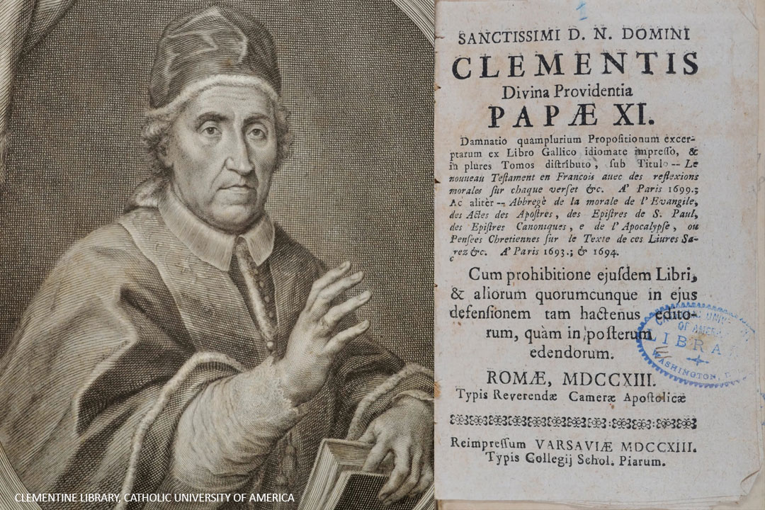 Unigenitus, Jesuits, and the French Enlightenment | Catherine Maire and Jeffrey Burson | 14 May 2021
